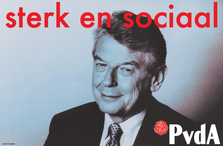 Joop den Uyl (1919-1987) - Premier van Nederland
