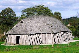 Viking woning gevonden bij dublin for Lay outs van het huis hal