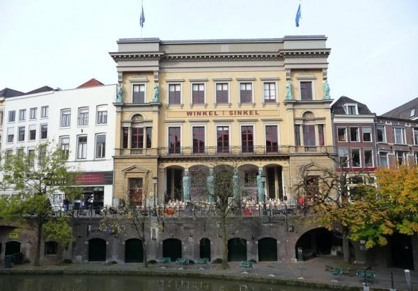 De Winkel van Sinkel in Utrecht - cc