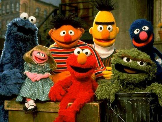 10 november 1969 - Eerste aflevering van Sesamstraat