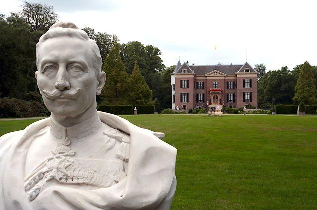 Borstbeeld van de keizer voor Huis Doorn - cc