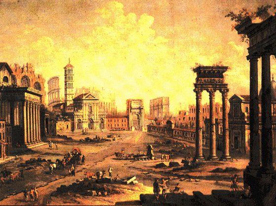 19 juli 64 n.Chr. - Grote brand van Rome