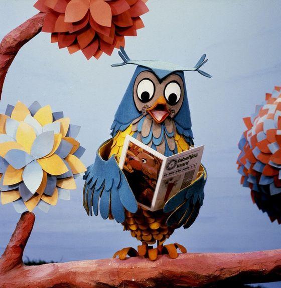 29 september 1968 - De Fabeltjeskrant wordt voor het eerst uitgezonden