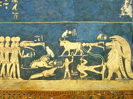 18 oktober 1817 - Het graf van farao Seti I wordt ontdekt