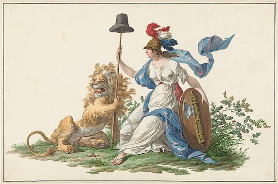 19 januari 1795 - De Bataafse Republiek wordt uitgeroepen