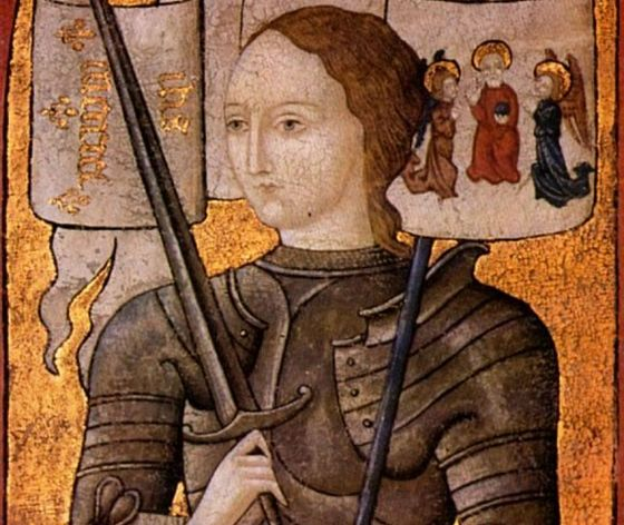 21 februari 1431 - Begin van het proces tegen Jeanne d'Arc