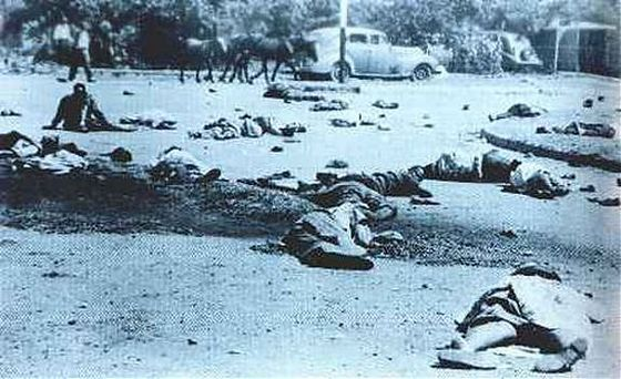 21 maart 1960 - Sharpeville-bloedbad