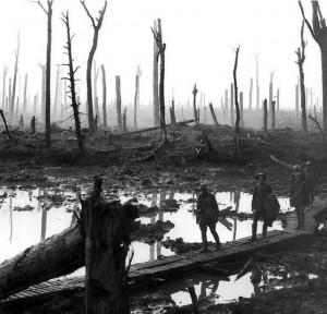 Ieper tijdens de Eerste Wereldoorlog
