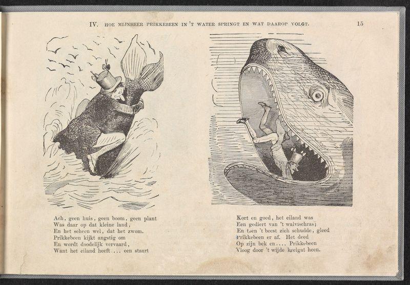 Mijnheer Prikkebeen (1858)