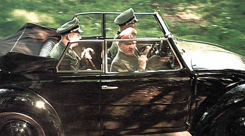 geschiedenis volkswagen fascische romeinen hocus pocus veel meer geschiedenis