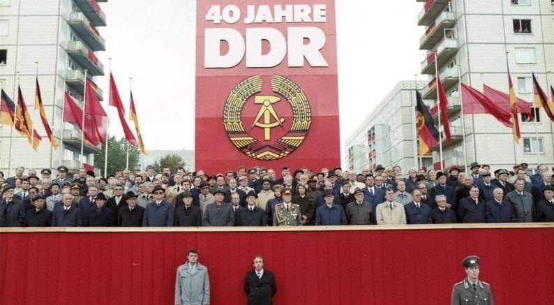 Het voorbijgaande DDR-socialisme (1945-2014)