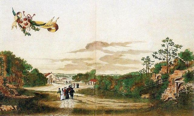 Nederlands Brazilië - Jan van Brosterhuisen, ca. 1645