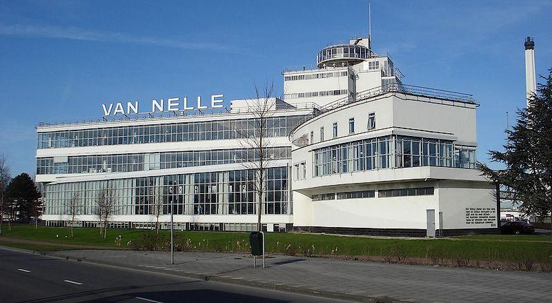 Van Nelle Fabriek in Rotterdam (cc - F. Eveleens)