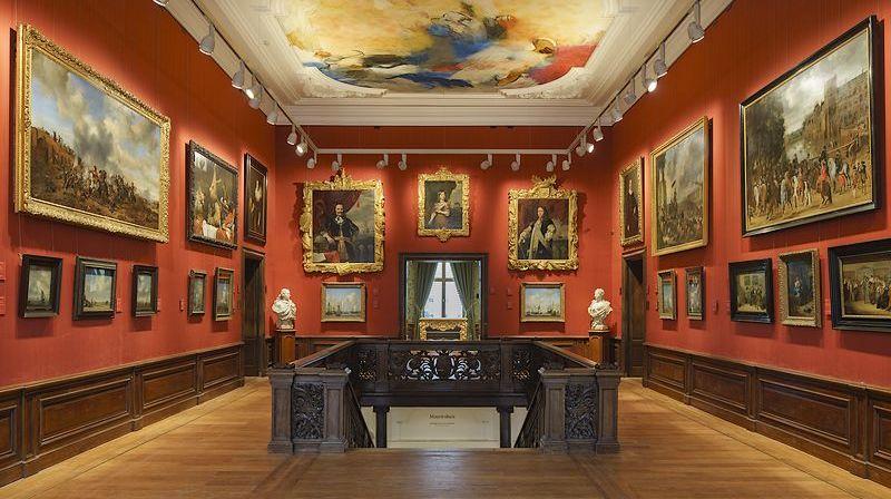 Acht topstukken uit het Mauritshuis