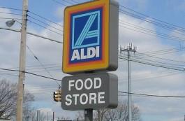 Aldi-vestiging in Amerika - cc
