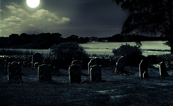 Begraafplaats - stck-xchng