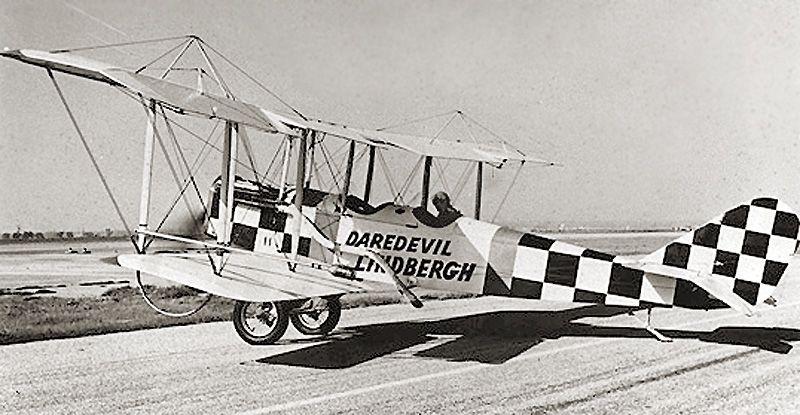 Daredevil Lindbergh