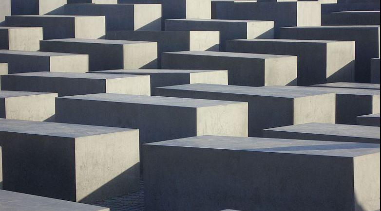 Holocaustmonument in Berlijn - cc