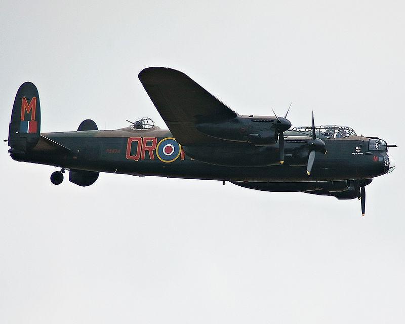Britse bommenwerper - cc