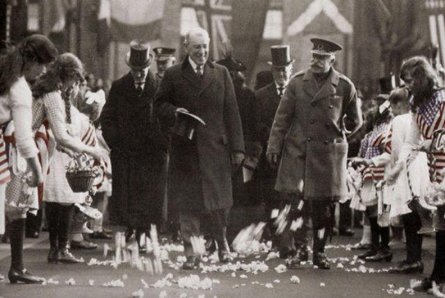 De zondvloed 1916-1931: het ontstaan van een nieuwe wereldorde