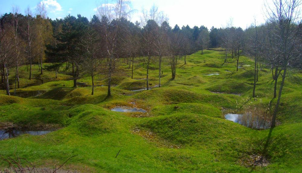 Slagveld van Verdun - cc