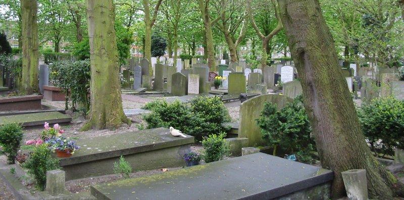 Begraafplaats Oud Eik en Duinen - cc