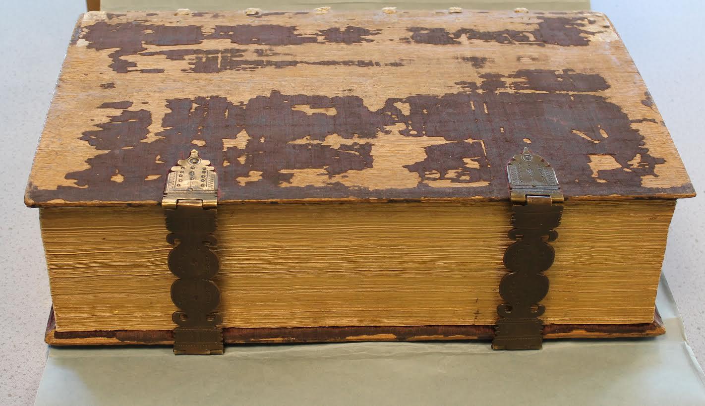 Statenbijbel 1638 (Catharijneconvent)
