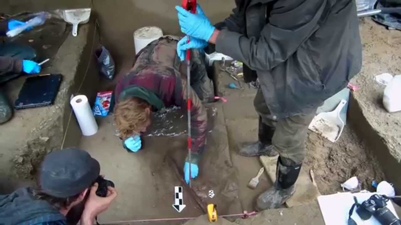 Resten baby's uit de IJstijd gevonden in Alaska