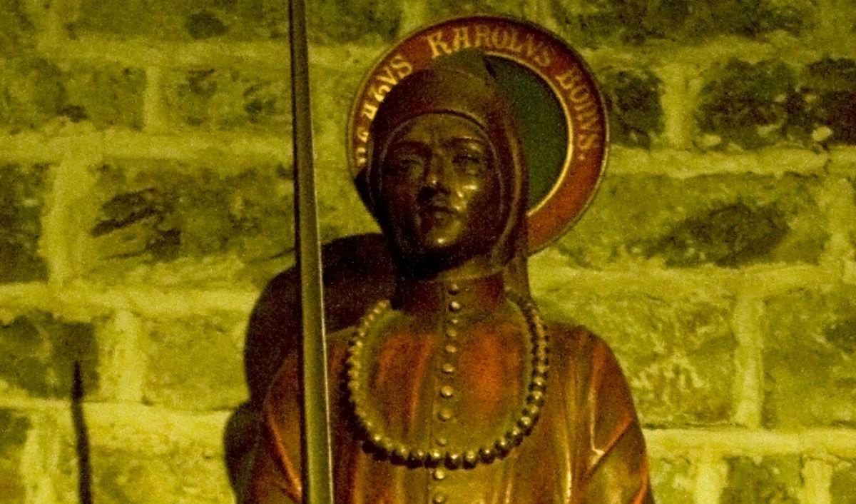 De moord op Karel de Goede (1127)