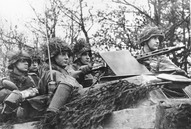 Ardennenoffensief - Bundesarchiv