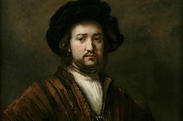 Portret na 350 jaar terug in Rembrandthuis