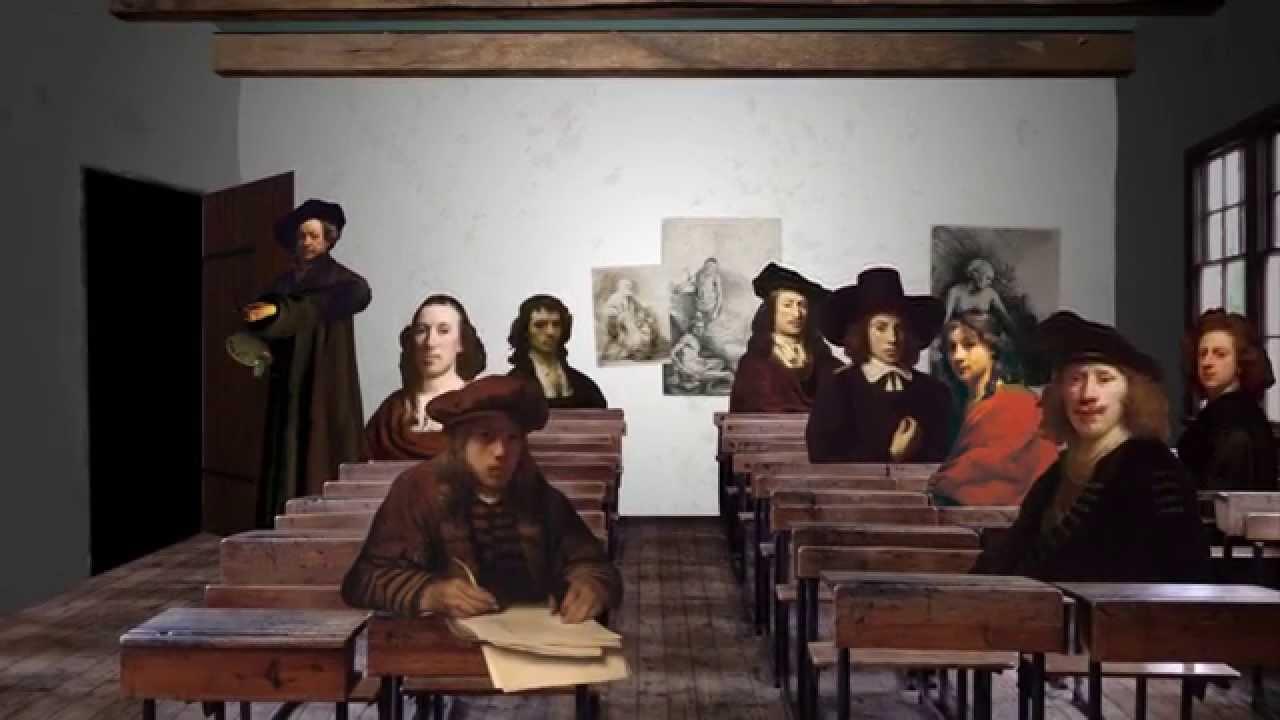 Rembrandts late leerlingen terug in het Rembrandthuis