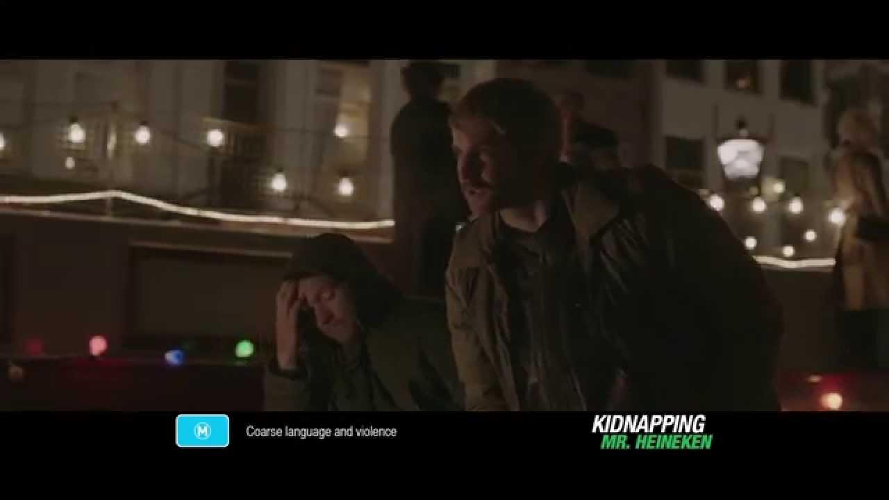 Spannende trailer nieuwe Heineken-film verschenen