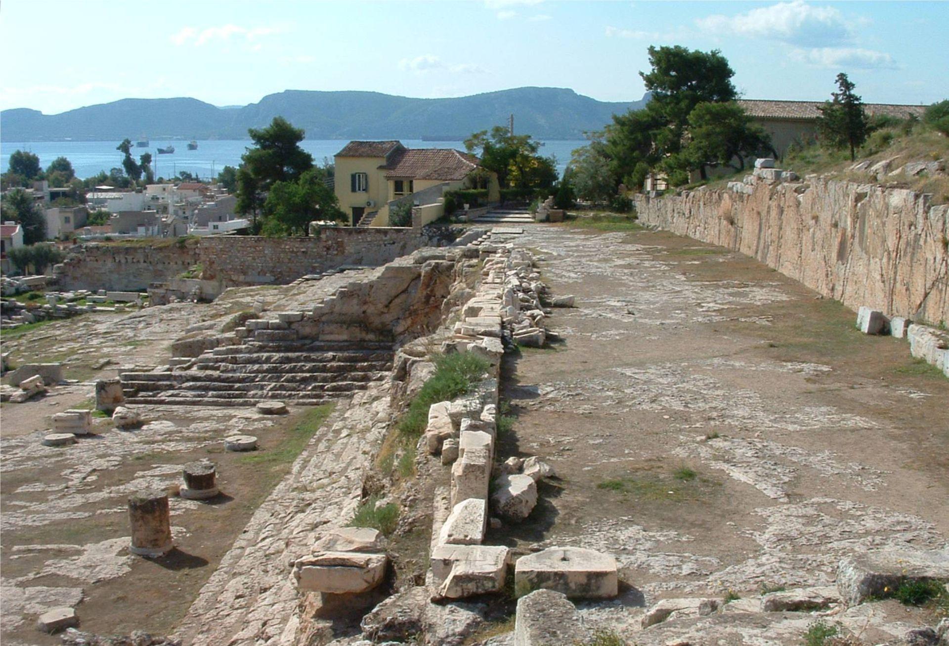 Het heiligdom van Demeter - cc