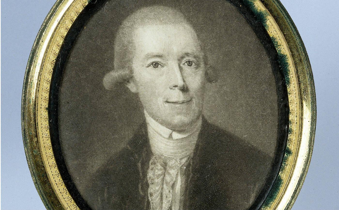 Portret van Joan Derk van der Capellen tot den Pol, Johan Antonie Kaldenbach, 1784-1800 (Rijksmuseum)