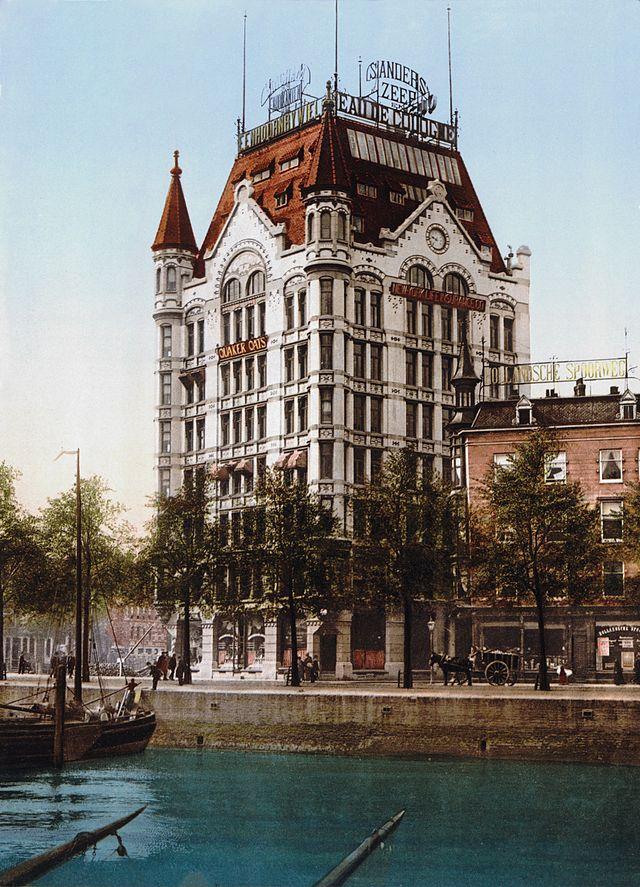 Witte Huis, Rotterdam (LOC)