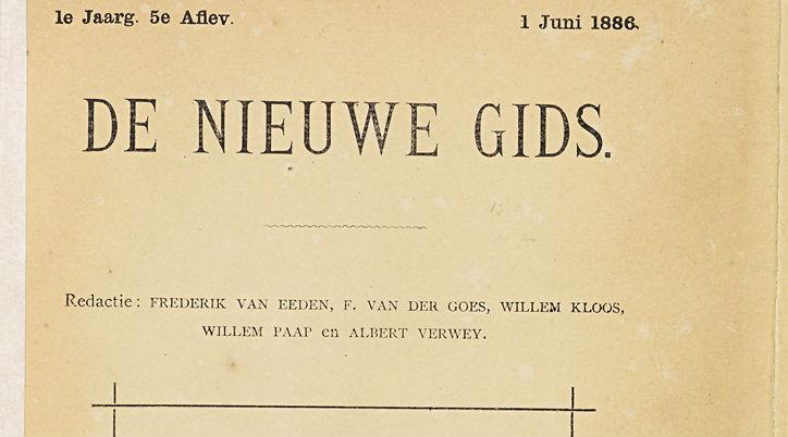 Nederlandse kunstkritiek tijdens het fin de siècle (1885-1905)