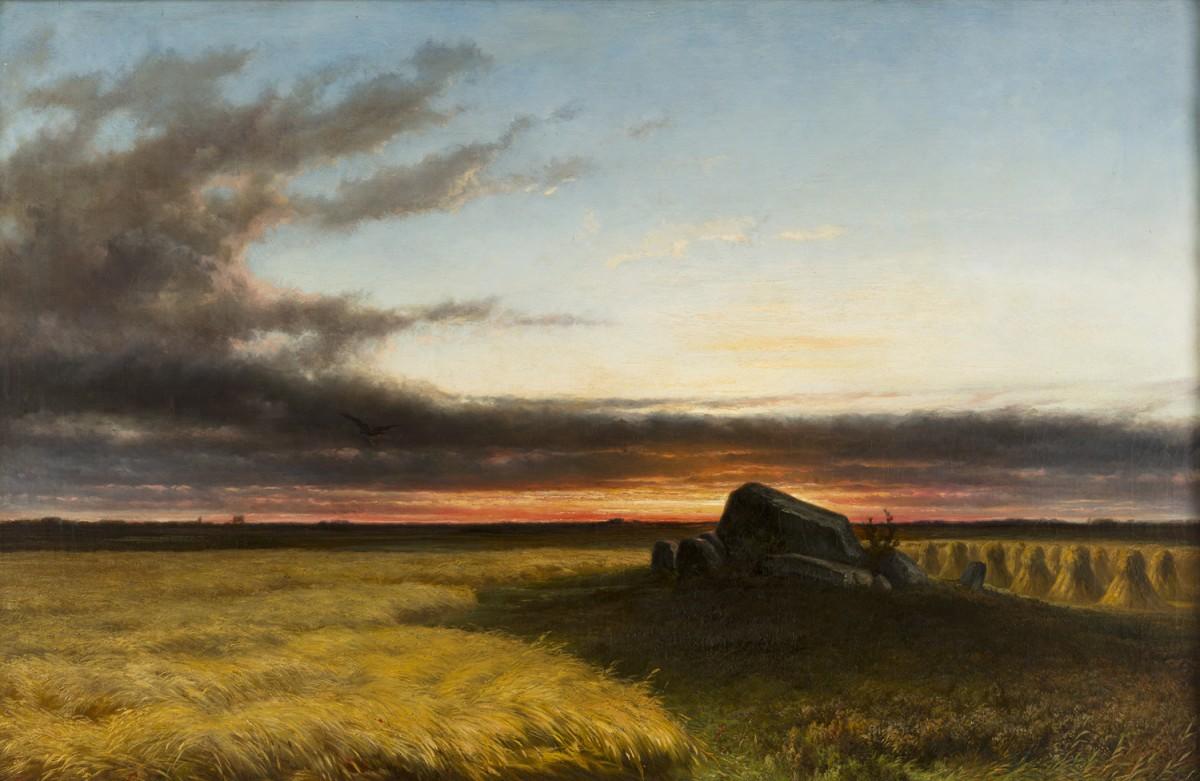 Laatste zonnegloed, Hendrik Dirk Kruseman van Elten (SMA)
