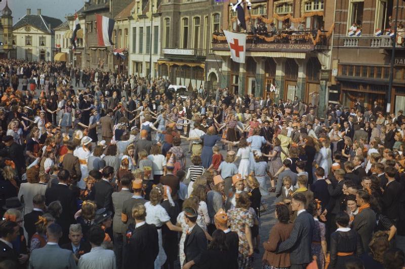 Bevrijding van Eindhoven, 20 september 1944 (IWM)
