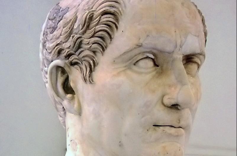 Kwakgeschiedenis: Caesars beroerte
