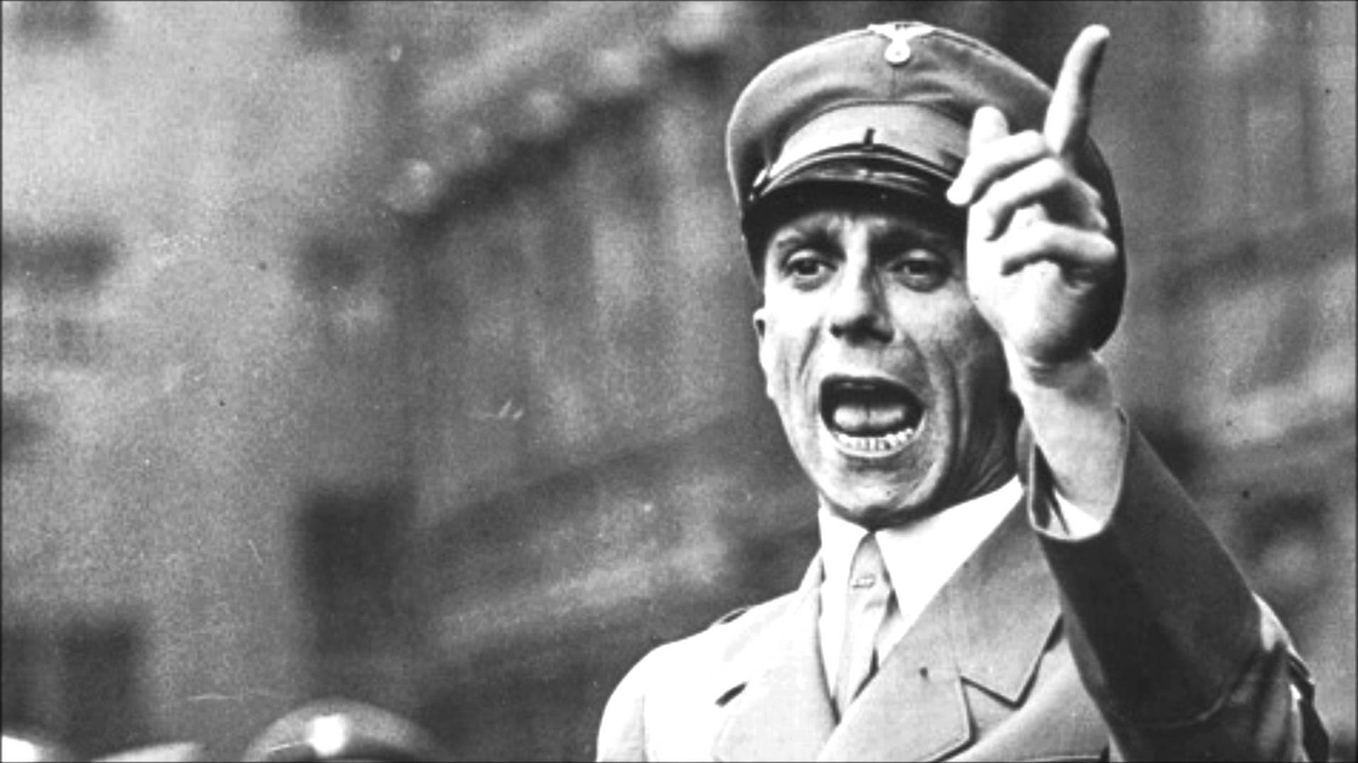 Erfgenamen willen geld voor gebruik citaten Joseph Goebbels