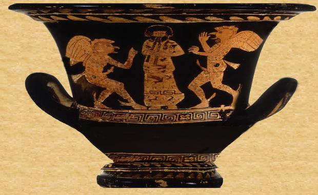 Caligula's misselijke 'humor' en meer antieke grappen