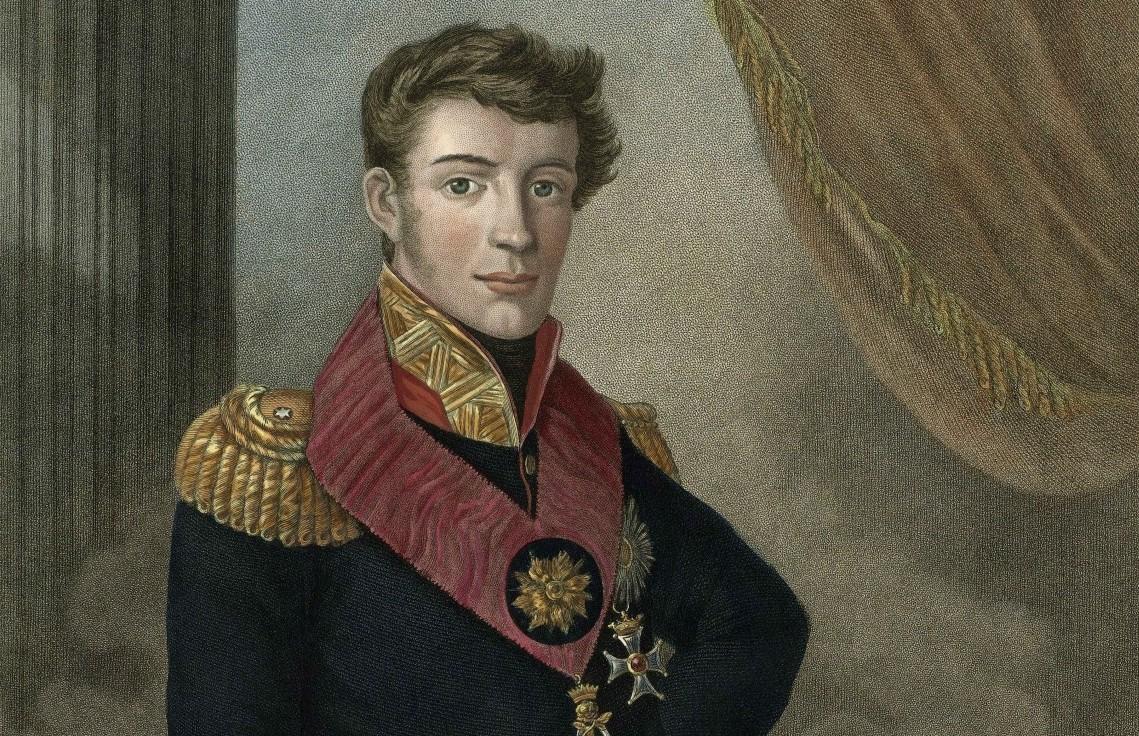 'Prins Frederik als Grootmeester Nationaal van de Orde der Vrijmetselaren in Nederland' door Dirk Sluyter