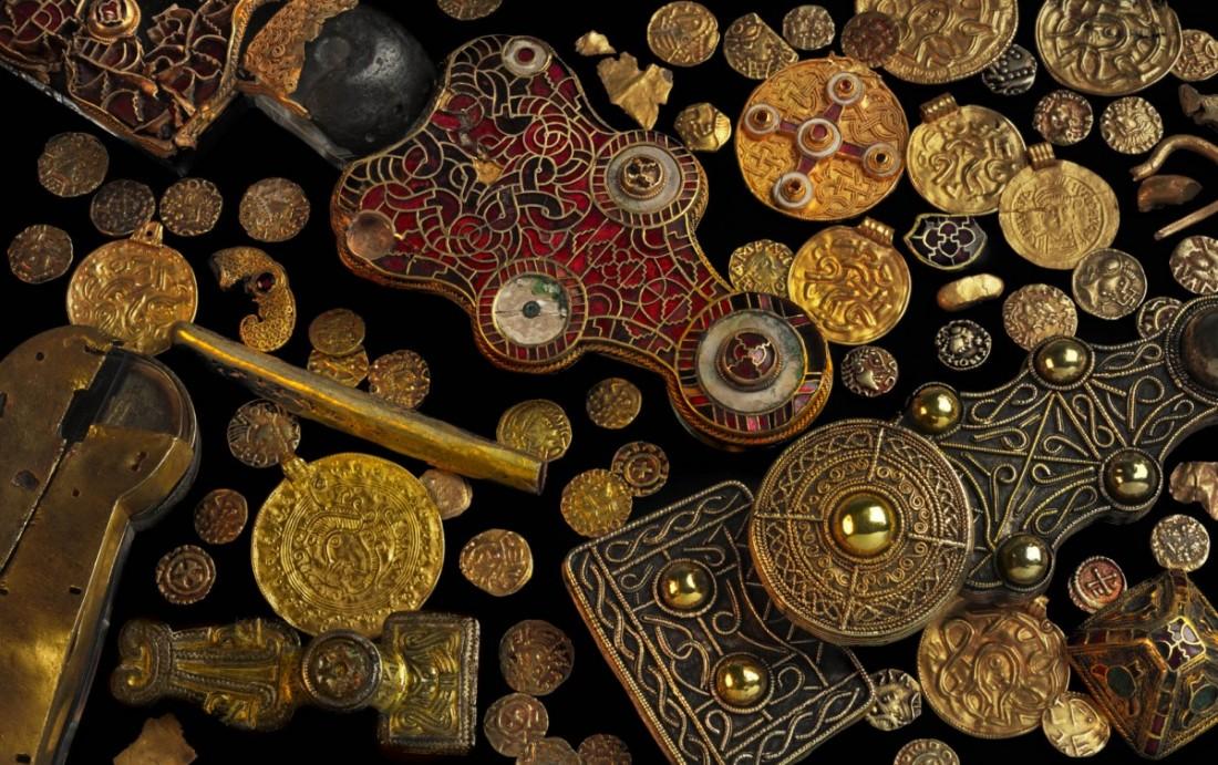 Goud - Gevonden schatten uit de middeleeuwen