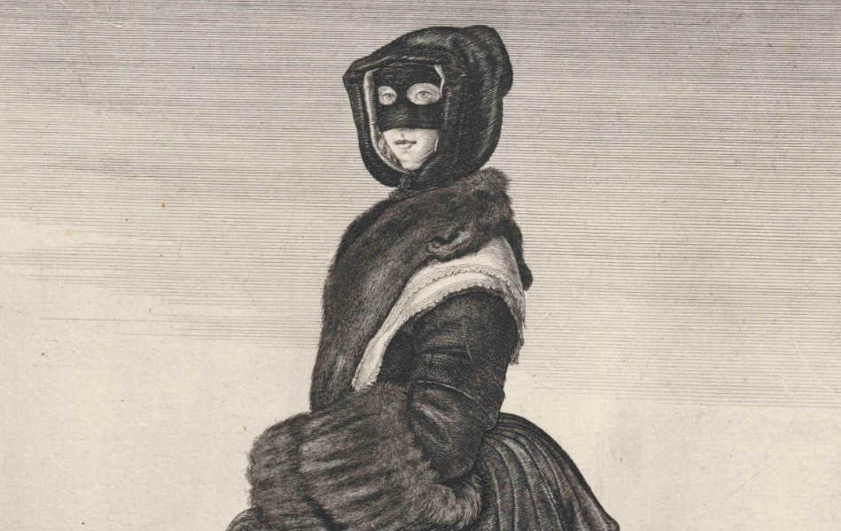 Winter Wenceslaus Hollar, 1643 (Rijksmuseum)
