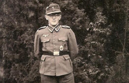 De opa van Alex Dekker