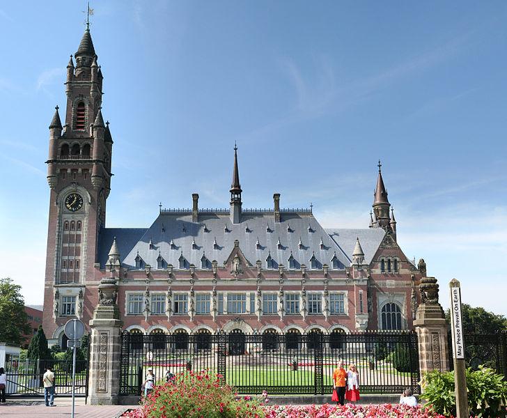 Vredespaleis in Den Haag - cc