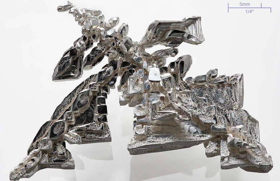Zilverkristal - cc