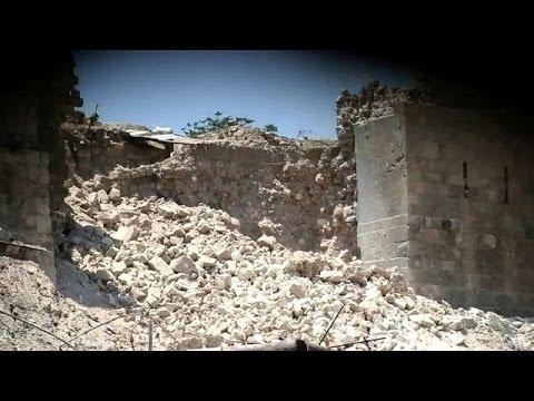 Citadel van Aleppo
