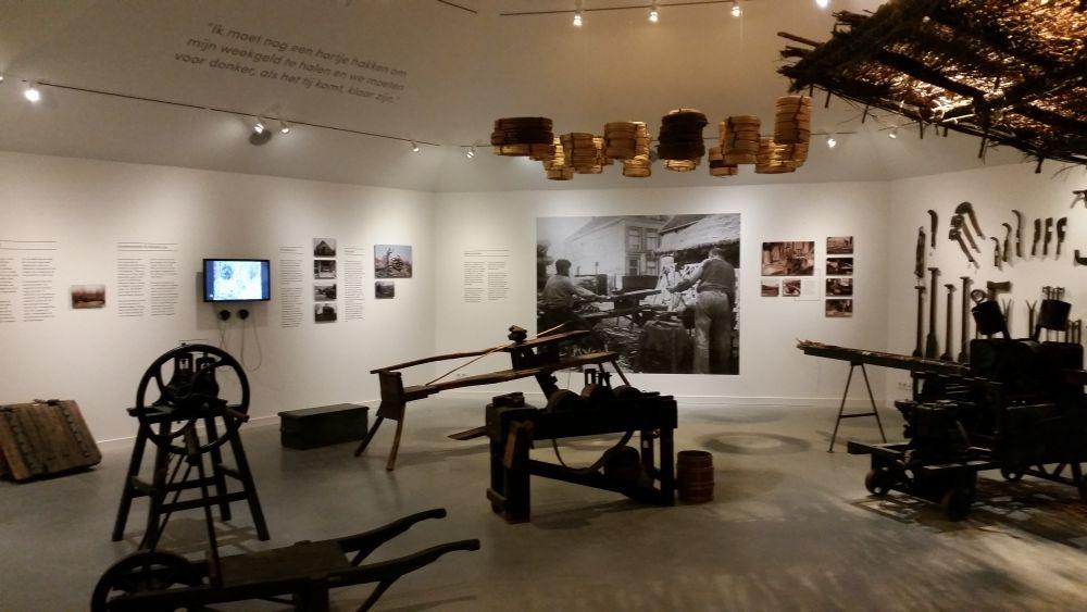 Het nieuwe Biesboschmuseum